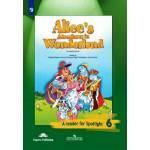 Ваулина. Английский в фокусе 6 класс. Книга для чтения. Алиса в стране чудес