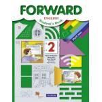 Вербицкая. Английский язык 2 класс. Учебник. Forward. Часть № 1