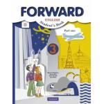 Вербицкая. Английский язык 3 класс. Учебник. Forward. Часть № 1