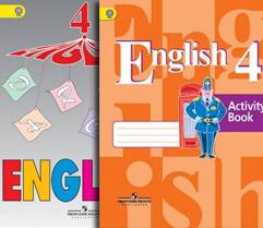 Рабочие тетради английский язык 4 класс
